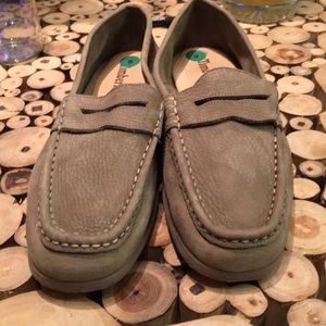 Soft Suede Made in Italy Timberland Loafer